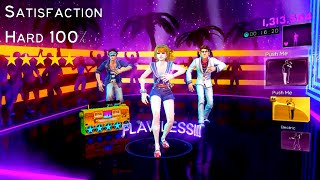 Dance Central 3: Satisfaction