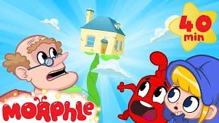 The Magic Beanstalk - My Magic Pet Morphle | Cartoons For Kids | Morphle TV | BRAND NEW