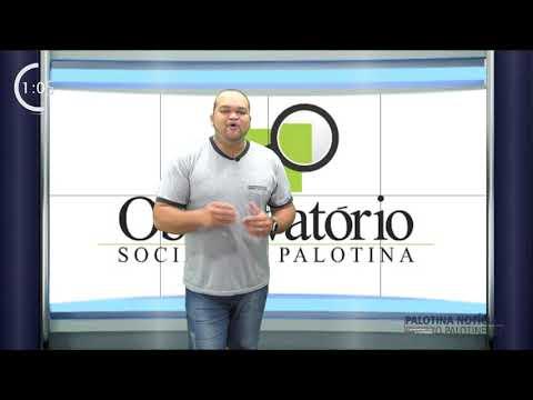 Notícias em Dois Minutos - Apresentação relatório Observatório Social de Palotina
