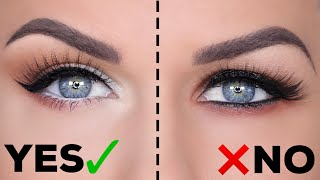 Hooded Eyes Dos & Donts!