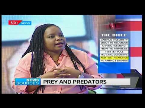 NEWS SOURCES: Corrupt Governors with Sharon Momanyi - 01/03/2017