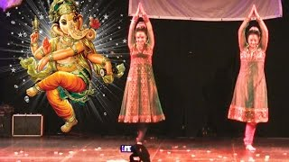 Aarti Shree Ganesha - Bollywood Dance Munich - TATA Consultancy Services Munich