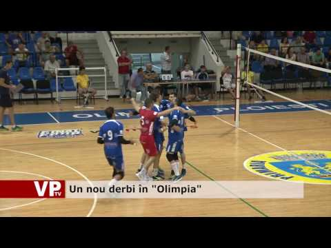 """Un nou derbi în """"Olimpia"""""""