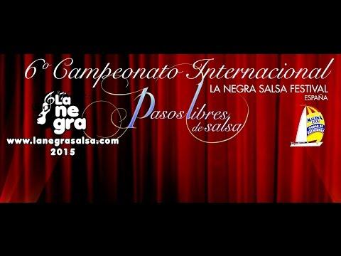 Falco Benalcazar 6 CAMPEONATO INTERNACIONAL DE PASOS LIBRES LA NEGR