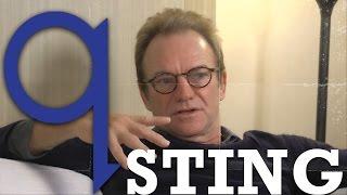 Why Sting hasn