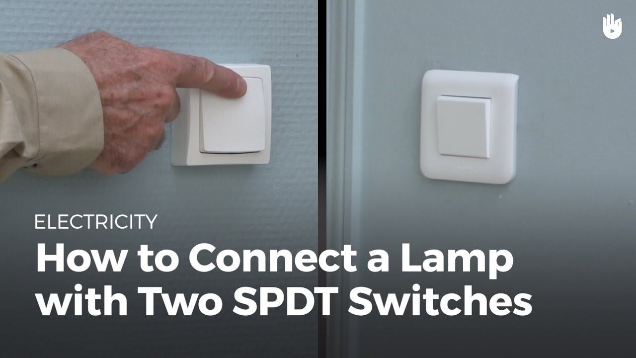 How to Connect a Light with Two Switches - Electricity for Everyone ...