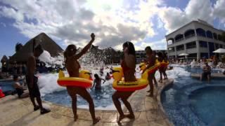 Pool Party CocoBongoStyle  Hard Rock Hotel Riviera Maya