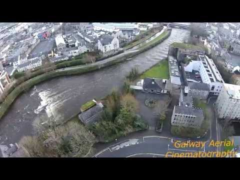 1St Ever Birds View Galway Cathedral