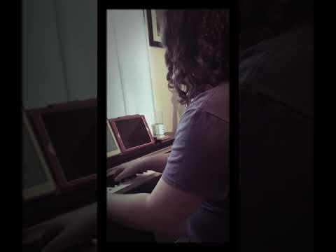 Blackbird Music's Voice student Ellen K. Showing off her songwriting skills