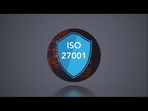 What is ISO 27001?   A Brief Summary of the Standard - YouTube