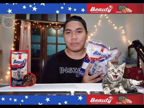 mp4 Beauty Premium Cat Food Review, download Beauty Premium Cat Food Review video klip Beauty Premium Cat Food Review