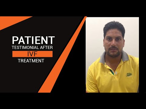 Patient got positive results after the IVF treatment at Sofat Infertility & Women Care Centre