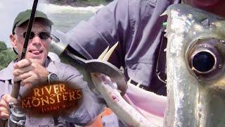 The Forgotten Catches Of Season 1: Piranha | River Monsters