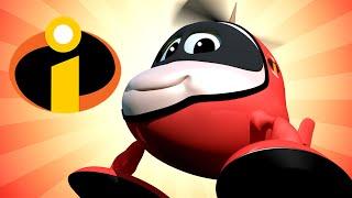 Малярная Мастерская Тома - Спецвыпуск Суперсемейка - Малыш Гектор Джек Джек - детский мультфильм
