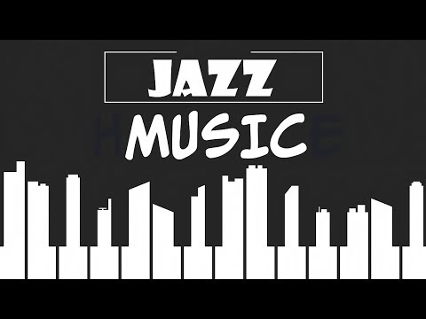 Night Smooth Jazz - Relaxing Background Chill Out Music