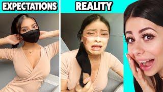 Expectation VS Reality Funny Moments !