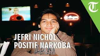 Jefri Nichol Ditangkap Polisi, Hasil Tes Urine Positif Narkoba