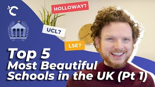 youtube video thumbnail - Top 5 Most Beautiful UK College Campuses (Part I)