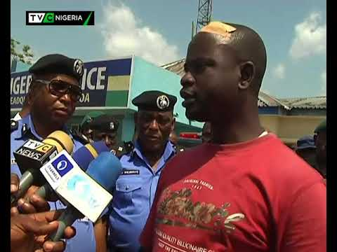 Bayelsa Crime Watch: Police Command parade eight students for alleged robbery