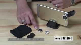 Universal Clip-On Lens for Smartphones