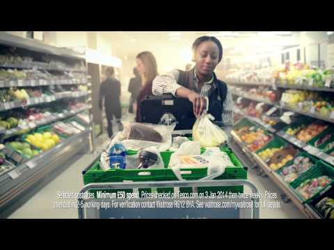 Waitrose Commercial (2014) (Television Commercial)