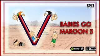 Babies Go Maroon 5. Full Album. Maroon 5 Para Bebes