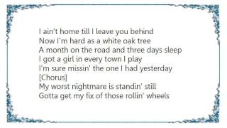 Chris Knight - Homesick Gypsy Lyrics