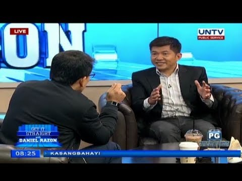 [UNTV]  Atty. Glenn Chong shows election transmission process that Comelec, Smartmatic refused to comment on
