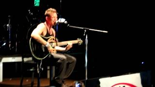 "Chris Rene performs ""Where Do We Go From Here"""