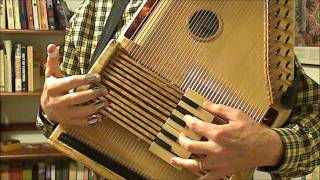 Chords and Scales on the Keyboard Autoharp
