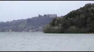 preview picture of video 'Lake Bracciano Caput Aquae - Castello Odescalchi'