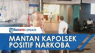Mantan Kapolsek Kebayoran Baru Benny Alamsyah Positif Narkoba, Ditahan di Rutan Polda Metro Jaya
