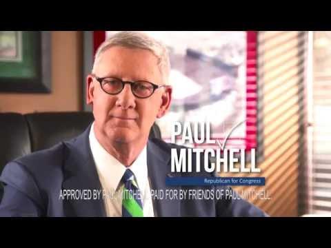 "Paul Mitchell.  ""Tough"""