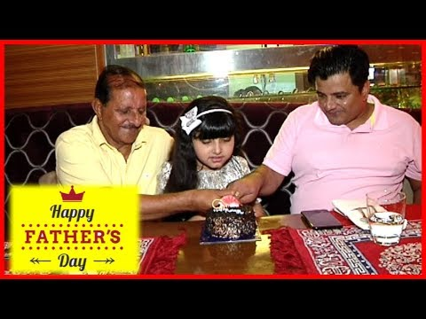 Myra Singh Celebrating Double Father's Day With Pappa And Grandpa | Exclusive
