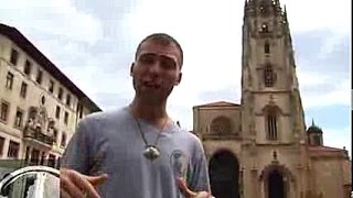 preview picture of video 'Oviedo Cathedral - Asturias, Spain'