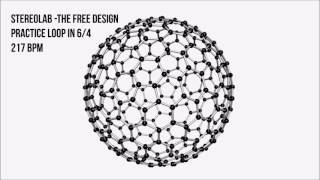 Practice loop in 6/4: The Free Design