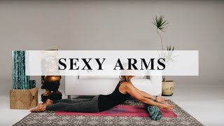 Sexy Arms Foam Rolling Sequence by BE Aligned x Lauren Roxburgh