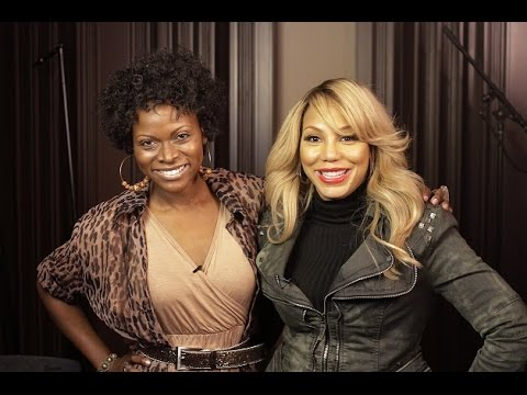"Tamar Braxton Talks ""Braxton Family Values"" & ""Tamar & Vince"" with Abiola Abrams!"