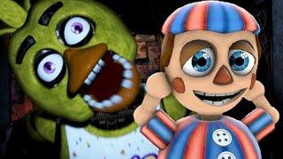 BB PLAYS: Five Nights at Freddy's (Night 3)