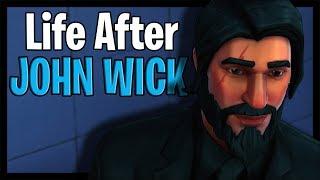 The Sad Story of John Wick | A Fortnite short skit