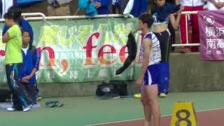 2017年神奈川県高校新人陸上男子200m決勝