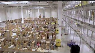 Lavorare nei nostri centri di distribuzione