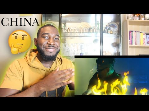 Kris Wu - Deserve ft. Travis Scott (Official Music Video) REACTION!! | H-DAMION🔥