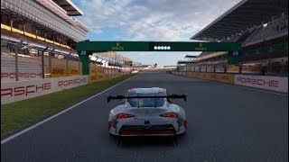 Gran Turismo Sport | Gameplay - Circuit de la Sarthe