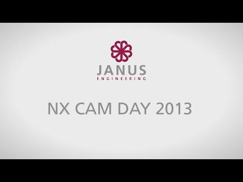 JANUS Engineering NX CAM Day 2013