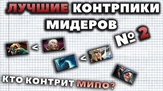 ЛУЧШИЕ КОНТРПИКИ МИДЕРОВ #2