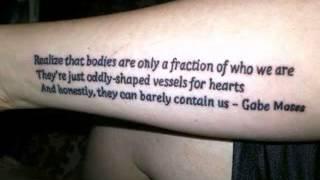 Creative Tattoo Ideas For Men Quotes