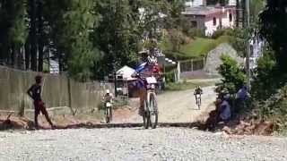 preview picture of video 'Campeonato Regional MTB Cibao Central 2014 - 1ra Puntuable'