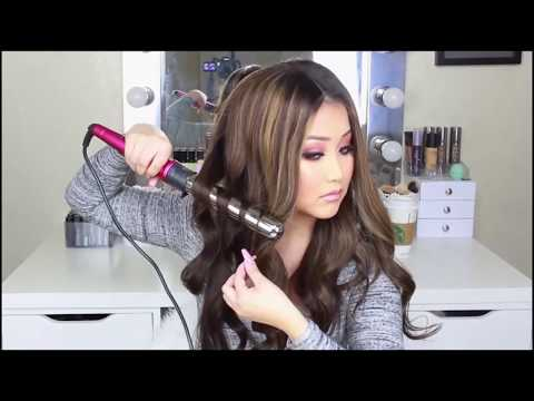 How to style & achieve this volume hair ft