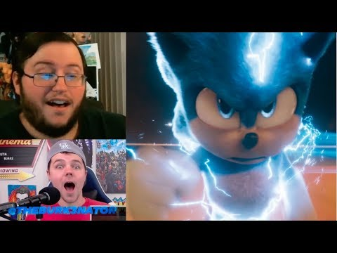 Download Sonic The Hedgehog (2020) - Fan Trailer Reactions - Paramount Pictures Mp4 HD Video and MP3